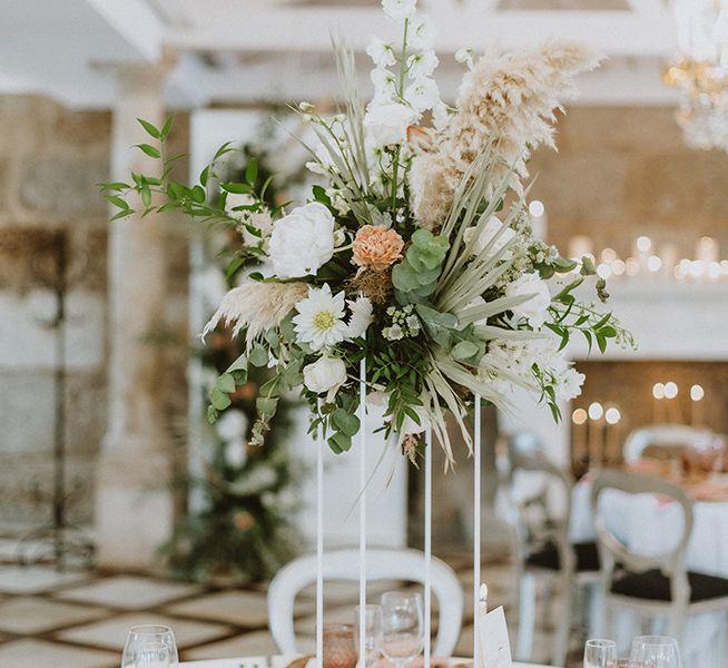 decoracion-floral-mesa-invitados-boda-pazo-santiago