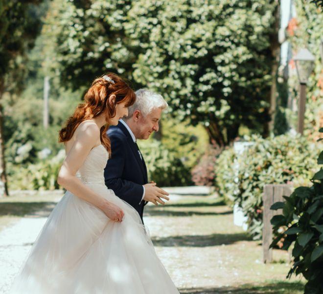 llegada-de-la-novia-bodas-en-pazo-do-tambre-santiago