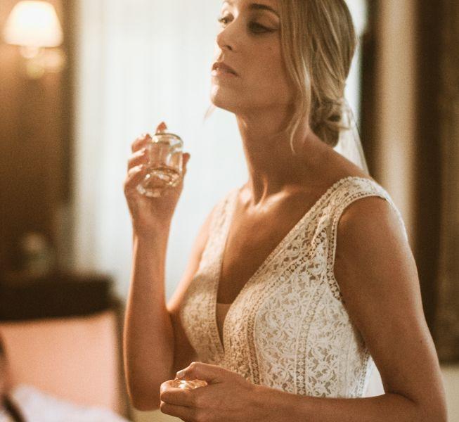 novia-perfumandose-suite-nupcial-bodas-pazo-do-tambre