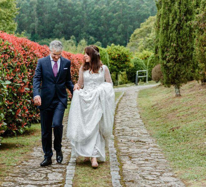 paseo-de-los-novios-boda-en-la-naturaleza-de-pazo-do-tambre